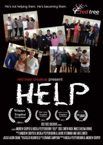 Help Poster Tropfest NZ winner 2014