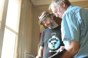Richard Cooke & Lyn