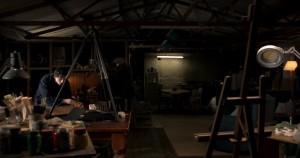 The Artist Studio Angle 2